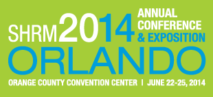 Learn more about the 2014 SHRM annual conference in Orlando