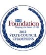 SHRM Foundation Chapter Award Logo