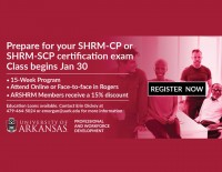 Get SHRM Certified Today!