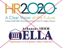 HR2020 & ELLA will not be held until 2021