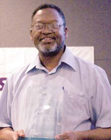 Charles Frost, 2013 Outstanding Professional in Human Resources Award Recipient