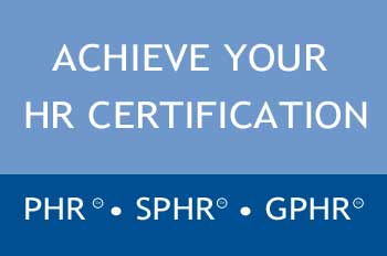 Achieve Your HR Certification