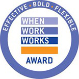 When Work Works Award Logo