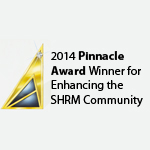 ARSHRM earned the Pinnacle Award in 2014