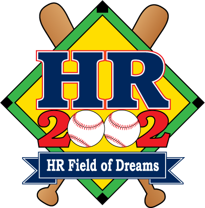 "HR2003 Logo: ""HR Field of Dreams"""