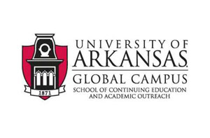 University of Arkansas Global Campus logo